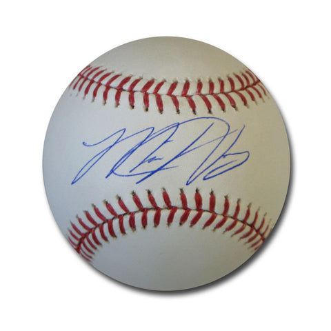 Autographed Matt Harvey Official Major League Baseball. - Peazz Toys
