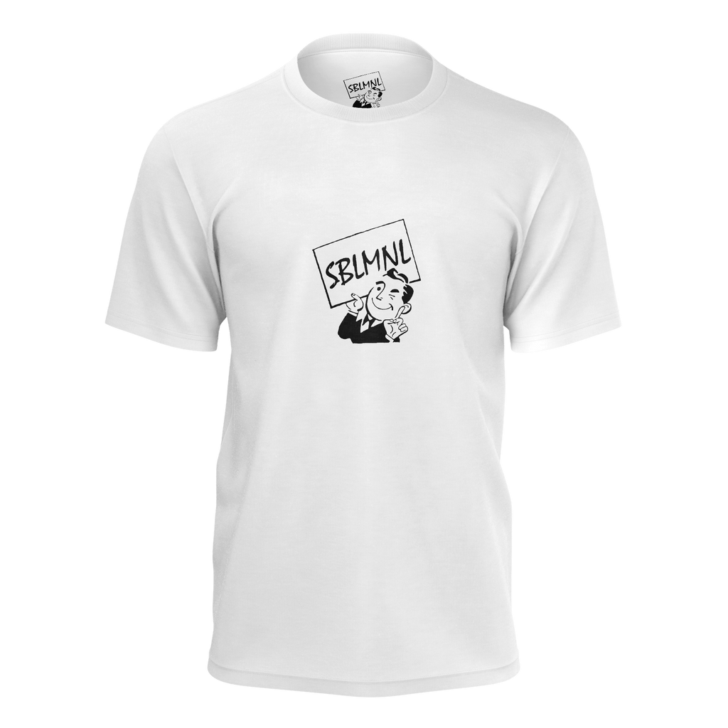 Exclusively Subliminal Tee (White)