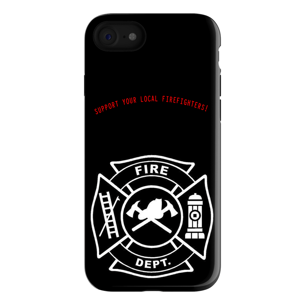 iPhone 7 Firefighter Support Case