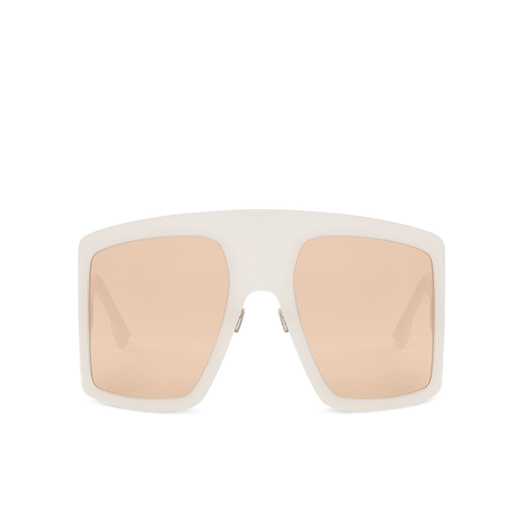 """Solight 1"" Ivory Sunglasses"