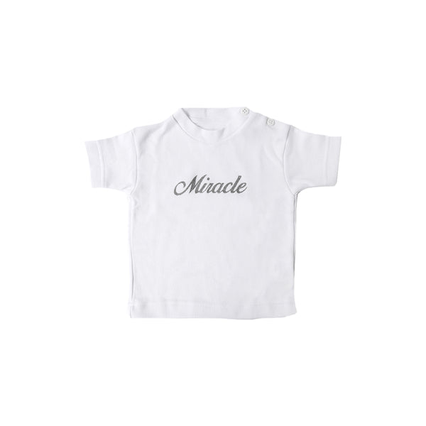 """Miracle"" Newborn T-shirt"