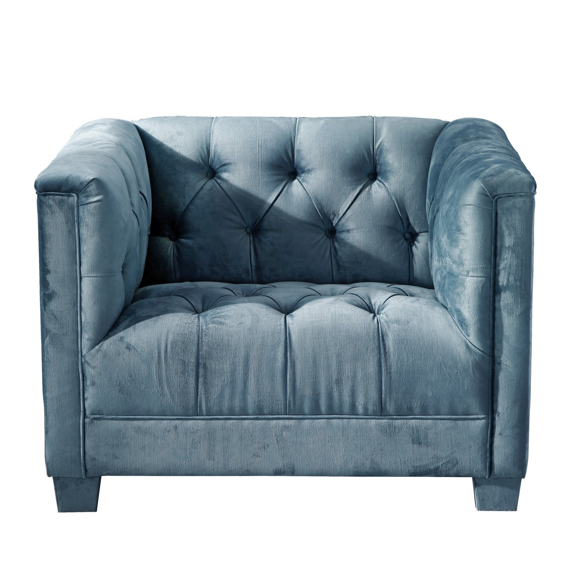 Luxor 3 Seater Teal