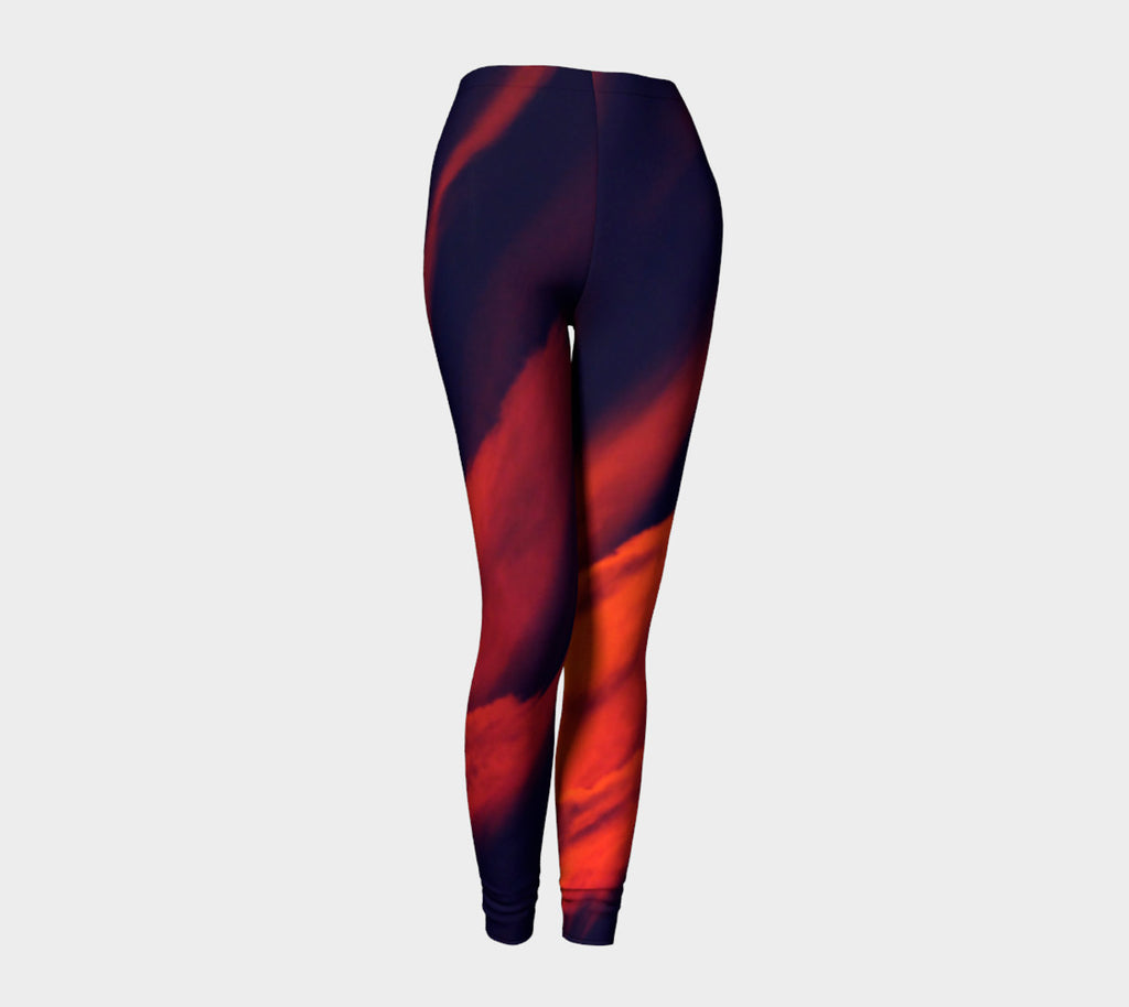 AFTER GLOW Leggings & Capris