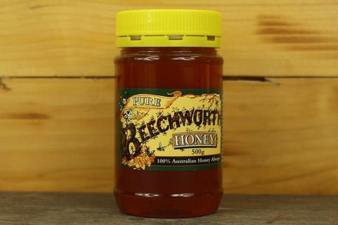 Bwrth Honey Classic Squeeze 375g