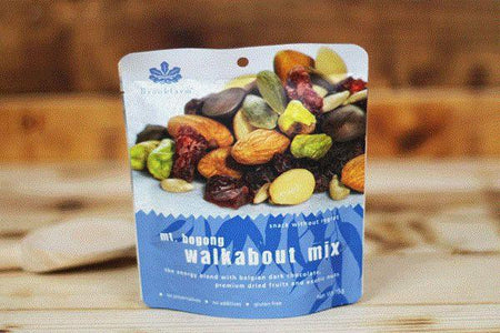 Brookfarm Gluten Free Mt Bogong Walkabout Mix 75g Pantry > Dried Fruit & Nuts