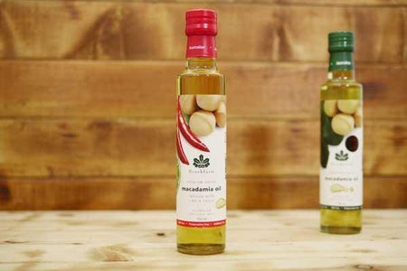 Brookfarm Lime & Chilli Macadamia Oil 250ml Pantry > Dressings, Oils & Vinegars