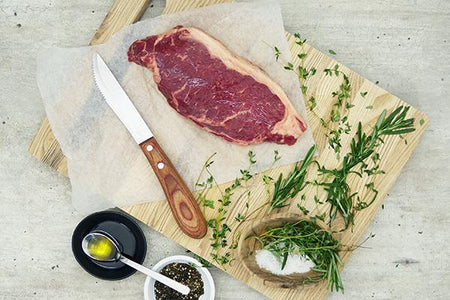 Cape Grim Grass-Fed Yearling Beef Porterhouse Steak* Meat > Beef