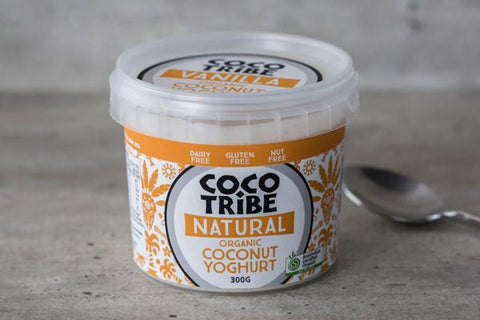 Organic Natural Coconut Yoghurt 300g*
