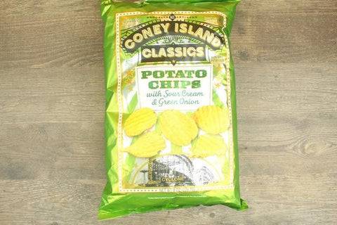 Classic Smokin BBQ Potato Chips 226g