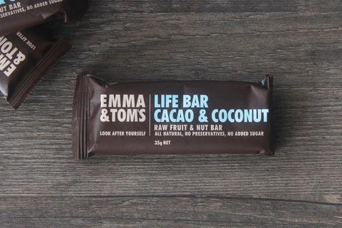 Cacao & Almond Oat Bar Multipack 3 X 50g