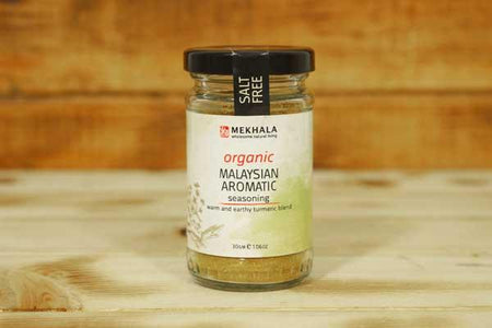 Mekhala Organic Malaysian Aromatic Seasoning 30g Pantry > Baking & Cooking Ingredients