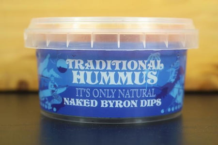 Naked Byron Foods Traditional Hummus Deli > Fresh Dips & Salsas