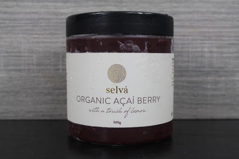 Organic Acai Berry Raw Unsweetened