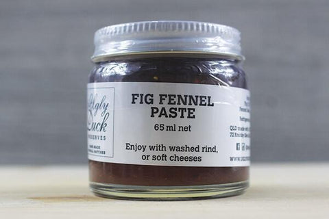 Fig and Fennel Paste 100g