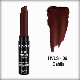 Dahlia Hvls09 High Voltage Lipstick - NYX