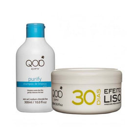 Qod 30 Days Straight Effect Kit