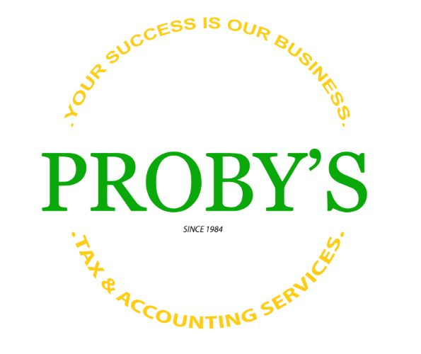 PROBYS TAX & ACCOUNTING