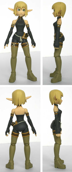 Wakfu Collection Evanglyne DX Figure