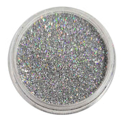 Kiss My Sass - Silver Holographic Loose Fine Glitter