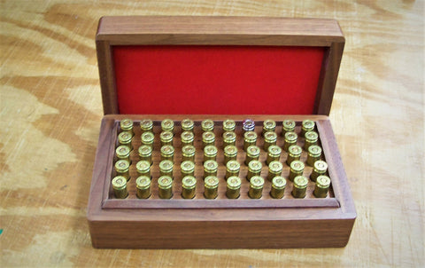Ammunition Boxes--Pistol