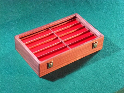 Compartment Cases--Glass Top