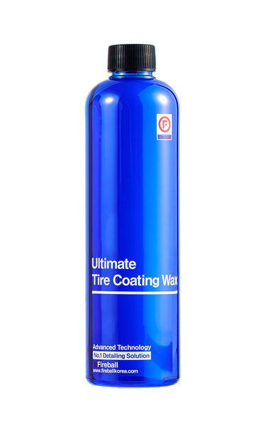 Ultimate Tyre Coating Wax BLUE (Glossy Finish) 500ml