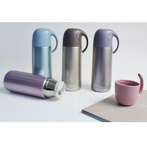 350ml Stainless Steel Flask With Cup