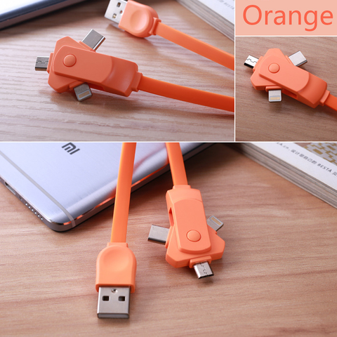 Type-C multi-function charging cable
