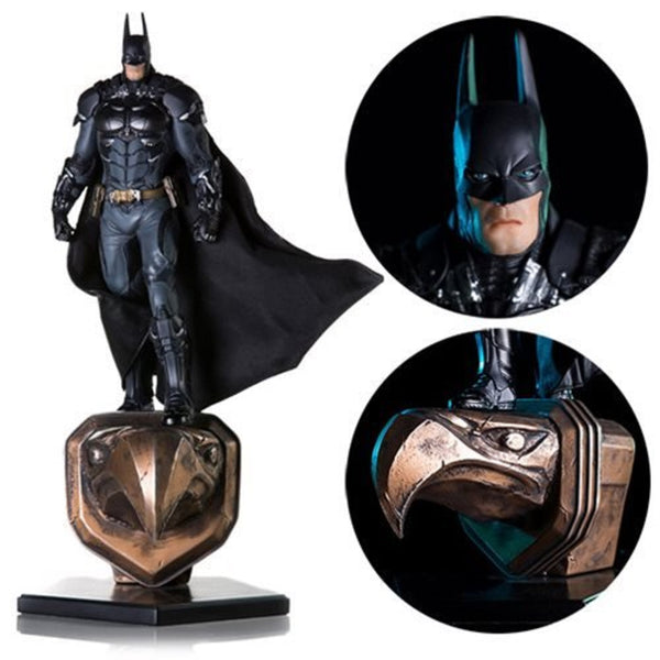 Batman Arkham Knight 1:10 Scale Figure IRON STUDIOS DC Comics Deluxe Version
