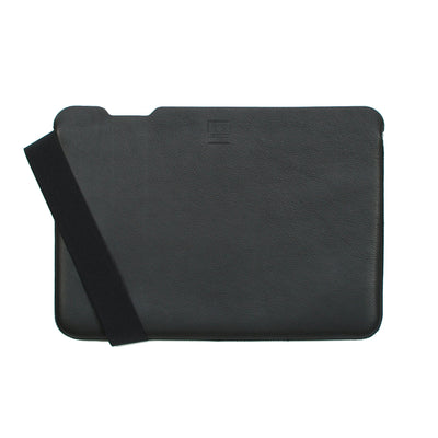 Skinny Sleeve - Medium ACME Made Loose Strap Black Black Leather