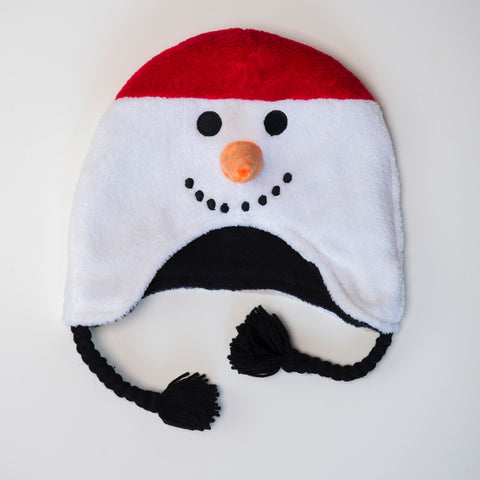 FlapJackKids Snowman/Penguin - Winter Hat