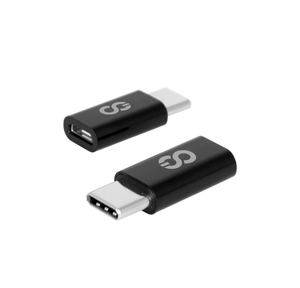 MicroUSB to USB-C Adapter