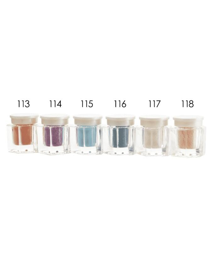 Princessa Spring Hexa Loose Eyeshadows - 12 Shades