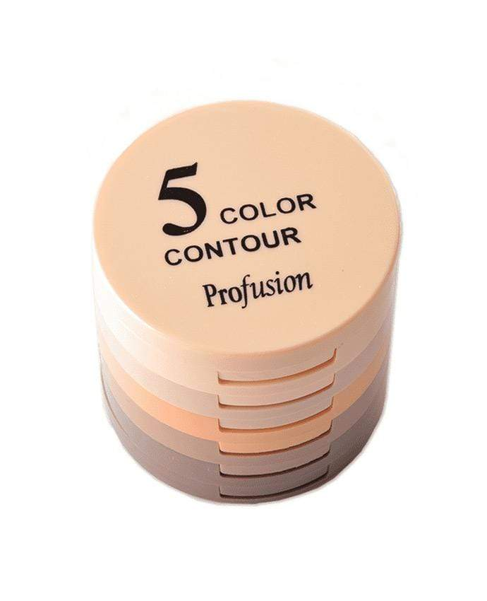 Profusion 5 Color Contour