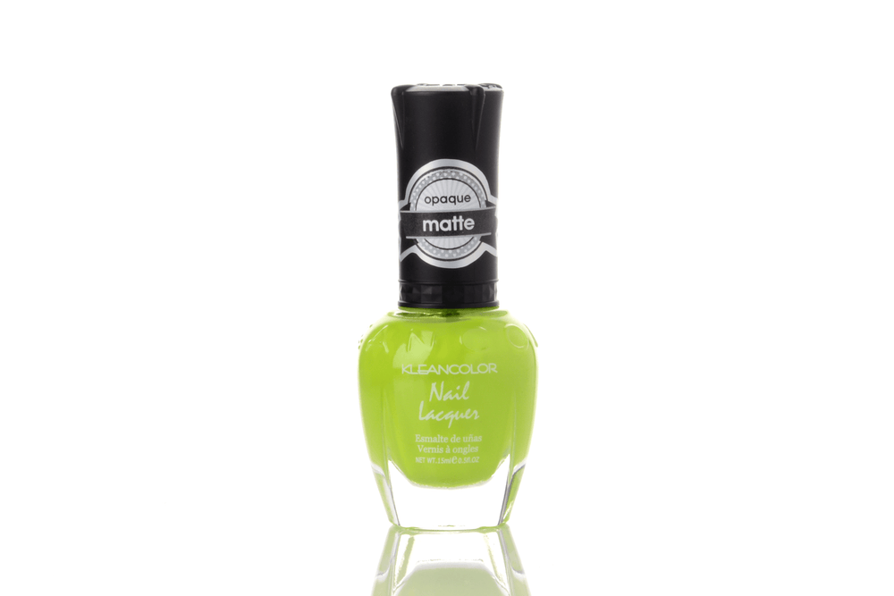 JEWELRY BOX KLEANCOLOR NAIL LACQUER KleanColor #258 Lime Tickle