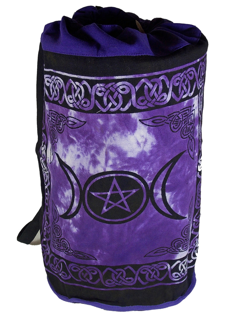 Triple Goddess Backpack - The Eccentric Muse