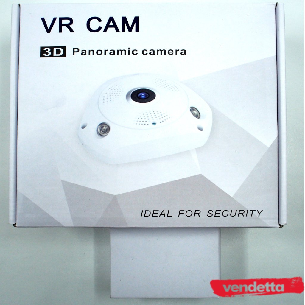 Vendetta VR Panoramic Camera
