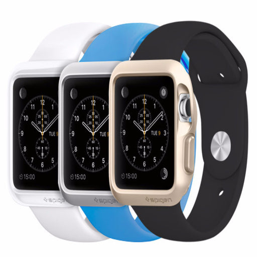 Slim Armor Case for Apple Watch Case 38MM - Series 3/2/1