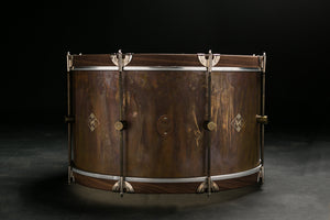Royal Elite Bass Drum - A&F Drum Co