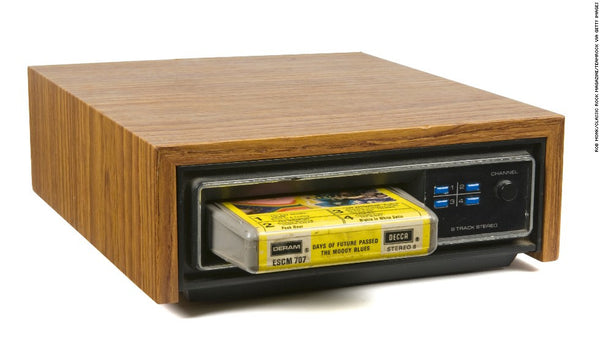 Cassette & 8-Track Players