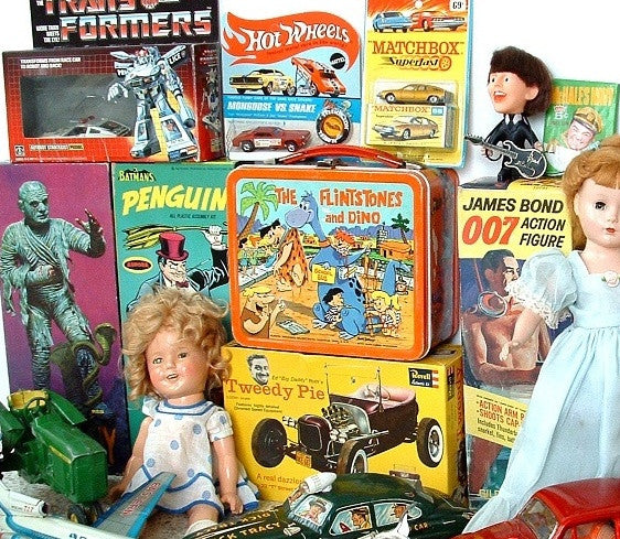Classic Toys 1980 & Older