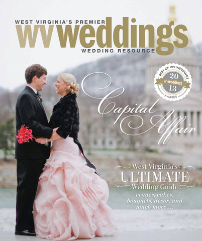 WV Weddings Annual 2013