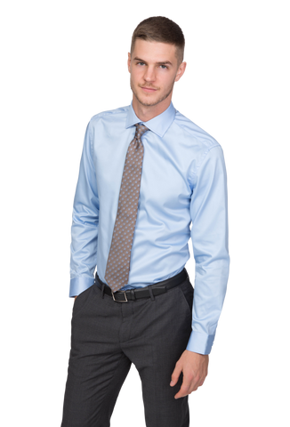 Gotstyle MT - BSK - Dress Shirt GS Launch - Basic Dress Shirt - Gotstyle The Menswear Store