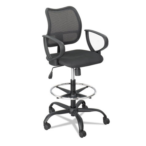 Safco Vue Extended Height Mesh Chair SAF3395BL, Black (UPC:073555339529)