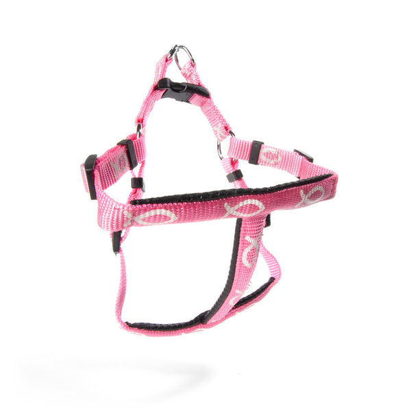 Harness - Fish - Pink