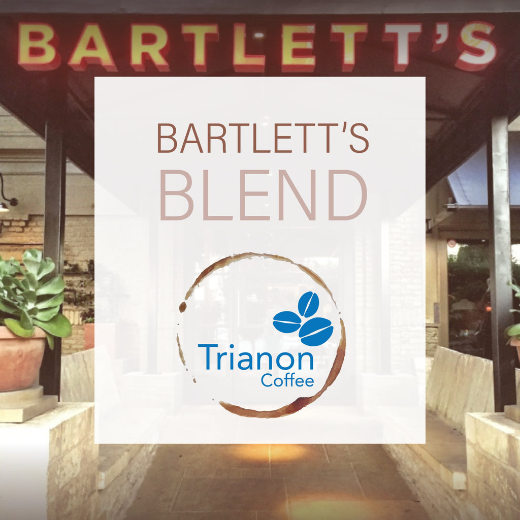Bartlett's Blend Trianon Coffee