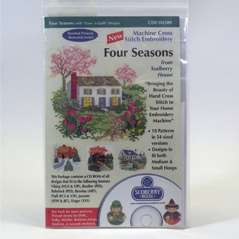 Four Seasons CD by Sudberry House (D4100)