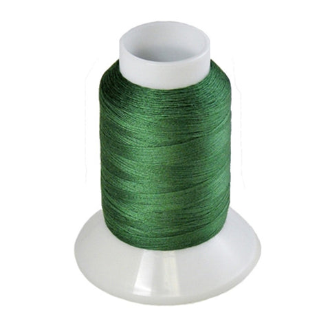 YLI Elite in Churchill Green, 1000yd Spool
