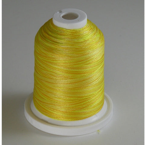 YLI Variations in Sunrise, 1000yd Spool