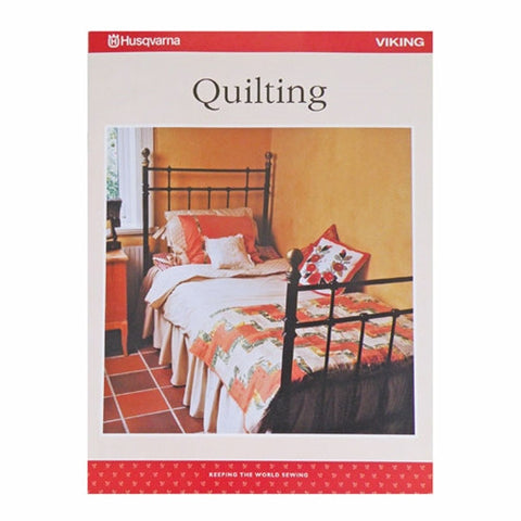 Instruction Book for Viking Quilter's Kits III & IV